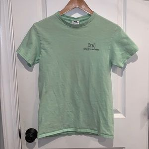 Simply Southern Girl's Tee Shirt Size S